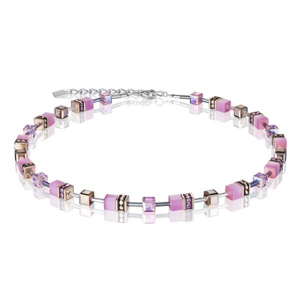Halskette rosa